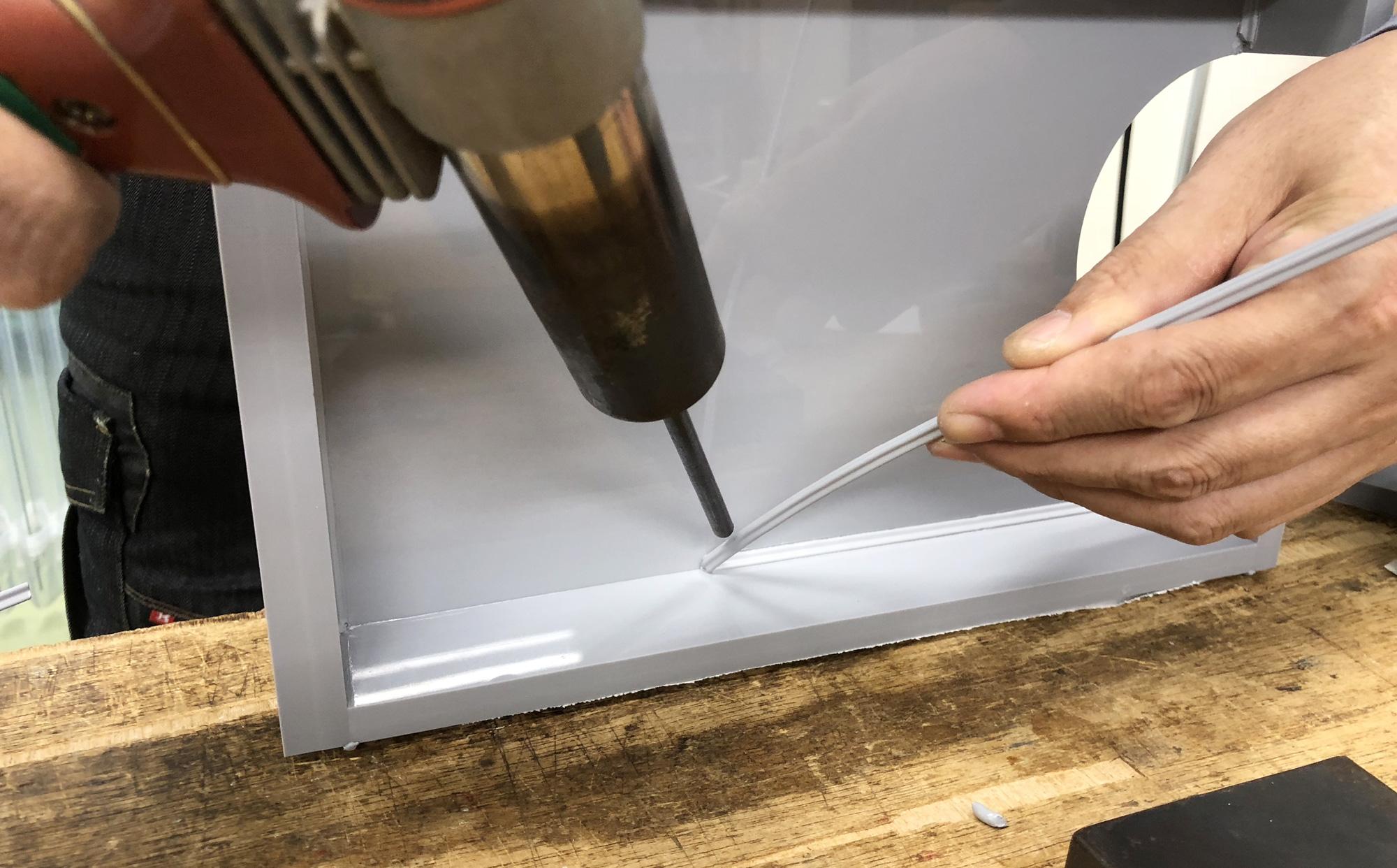 プラスチック/板加工
